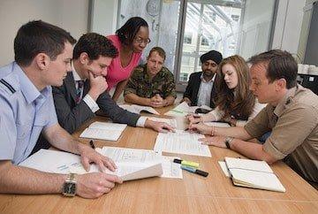 Umweltmanagement Beratung Team