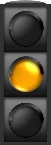 Potenzialanalyse Ampel gelb