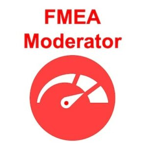 FMEA Moderator Training