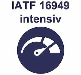 IATF 16949 intensiv Training Qualitätsmanagement Automotive