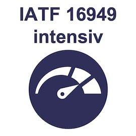 IATF 16949 intensiv Training Qualitätsmanagement Automotive