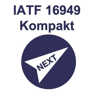 IATF 16949 Kompakt Schulung Qualitätsmanagement