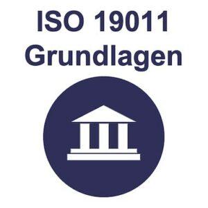 Audit Training ISO 19011 Grundlagen