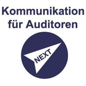 Auditoren Training Kommunikation Rhetorik