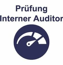 Prüfung interner Auditor ISO 9001
