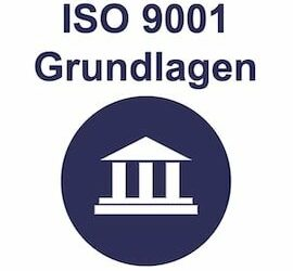 ISO 9001 Training Grundlagen