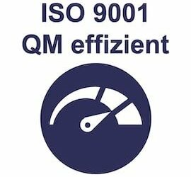ISO 9001 Training effizientes Qualitätsmanagement