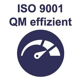ISO 9001 Training effizientes Qualitätsmanagement