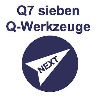 ISO 9001 Training Qualitätswerkzeuge Q7