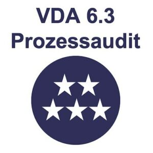 Auditoren Training VDA 6.3 Prozessaudit Automotive