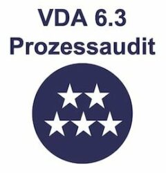 VDA 6.3 Prozessaudit