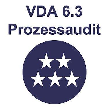 VDA 6.3 Prozessauditor Schulung
