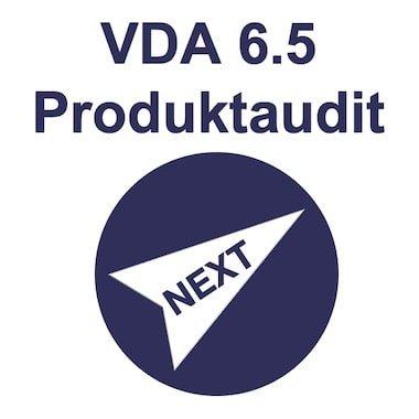 VDA 6.5 Produktaudit Schulung Logo
