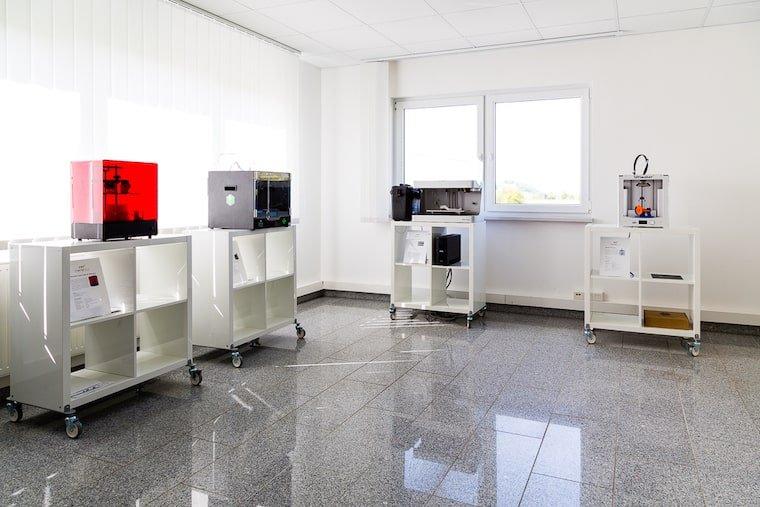 3D-Druck Showroom Möglingenn