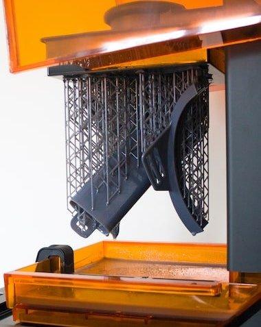 SLA-Stereolithografie